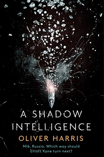 book Oliver Harris a shadow intelligence