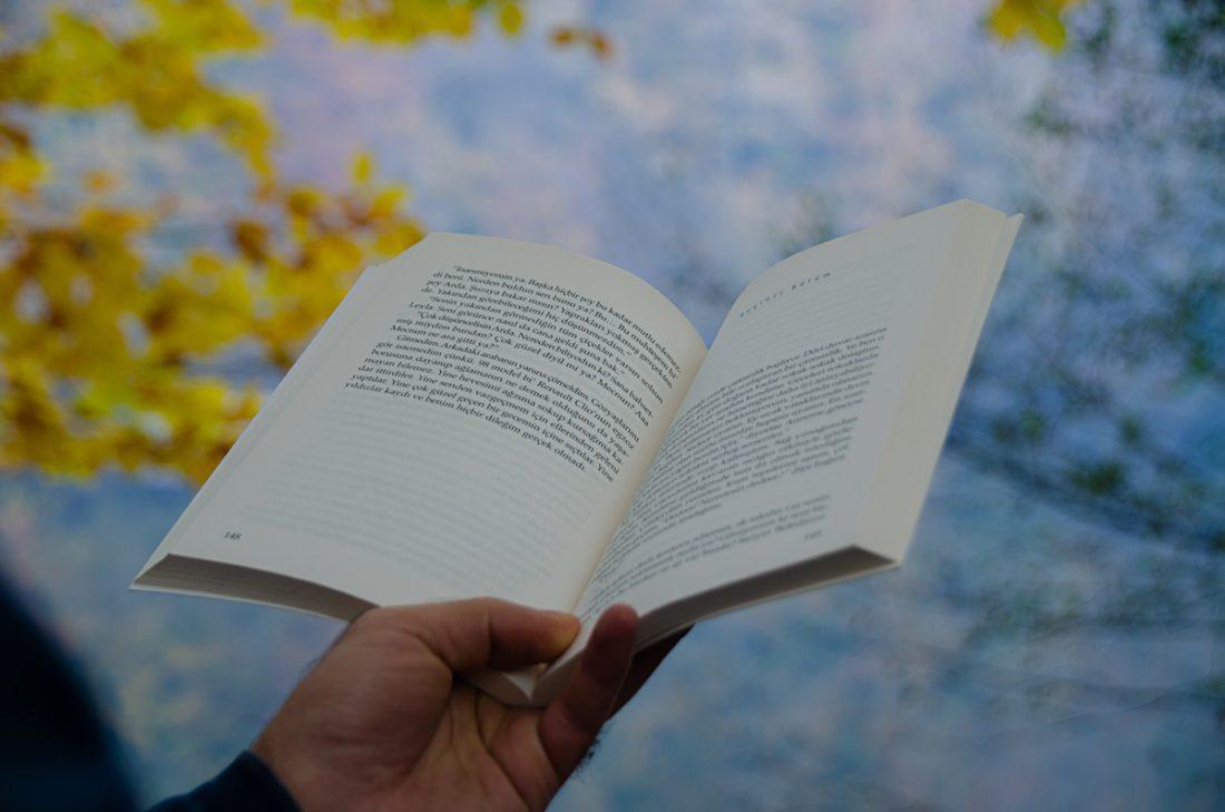 Open book, Shutterstock