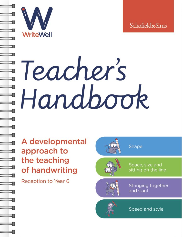 Schofield Sims WriteWell Teacher's handbook