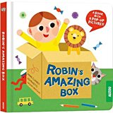 Auzou Books Robin's amazing box