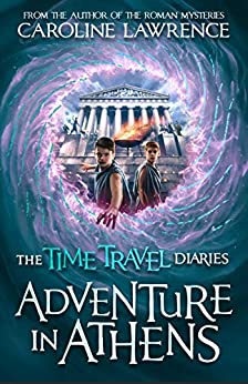 book Caroline Lawrence Adventure in Athens
